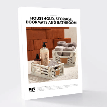 Schou Household, storage, doormats and bathroom